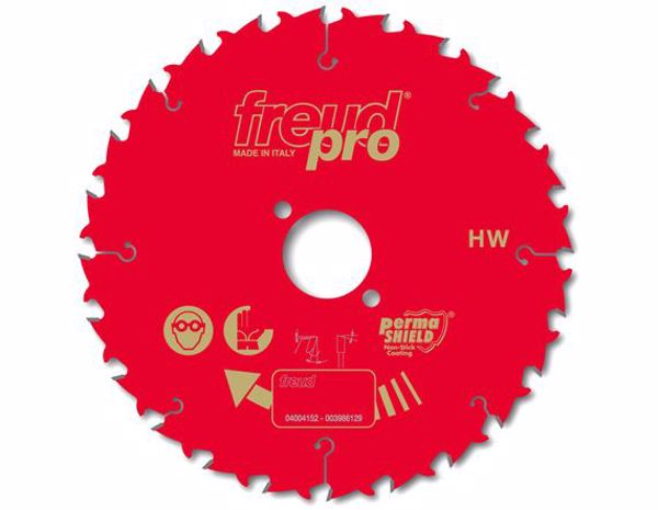 Picture of Freud 190mm TCT Saw Blade Pro