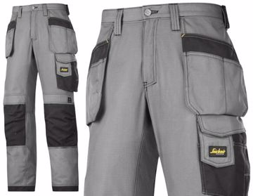 Picture of Snickers Craftsmen Trousers - Rip Stop 3213