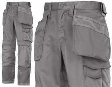 Picture of Snickers Craftsmen Trousers - DuraTwill 3212