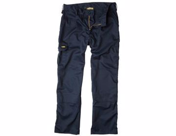 Picture of Apache Industry Trousers Navy