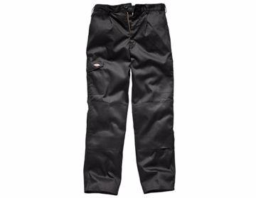 Picture of Dickies Redhawk Cargo Trouser Black