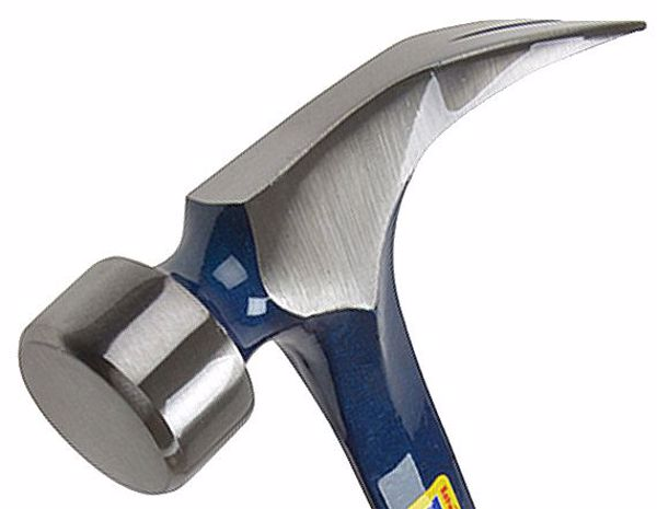 Picture of Estwing Big Blue Framing Hammer - Straight Claw 25oz