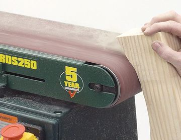 """Picture of Record Power BDS250 10"""" x 6"""" Belt & Disc Sander"""