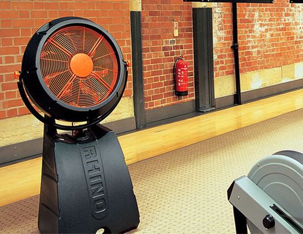 Picture of Crowd Cooler - Industrial Adjustable Height Fan