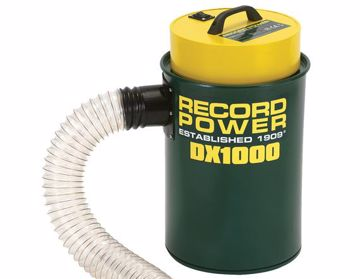 Picture of Record Power DX1000 - Fine Filter 45 Litre Extractor
