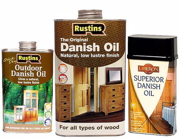 Picture of Danish Oils
