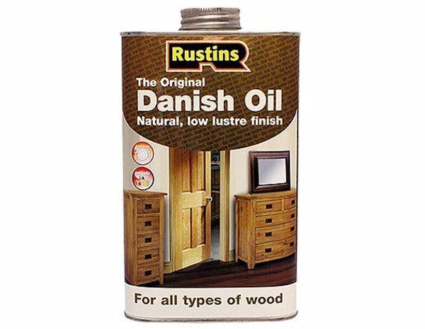 Picture of Rustins Danish Oil - The Original