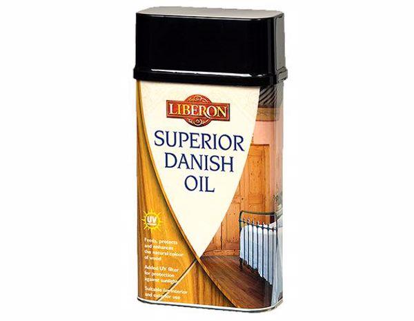 Picture of Liberon Danish Oil - Superior