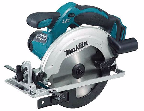 Picture of Makita DSS611Z - 18v Circular Saw 165MM LXT - Naked 'Body Only'