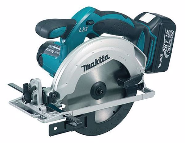 Picture of Makita DSS611RFE - 18v Circular Saw 165MM LXT