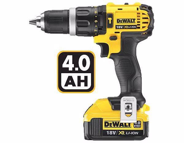 Picture of DeWalt DCD785M2 18v Combi Drill - 2x Batteries