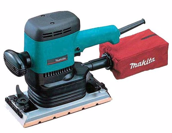 Picture of Makita 9046 Orbital Sander - Half Sheet