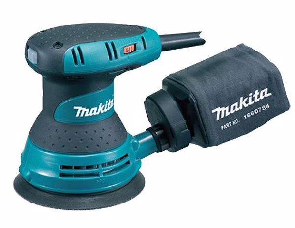 Picture of Makita BO5031 Orbital Sander - 125mm Pad