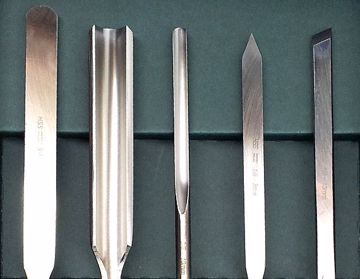 Picture of Woodturning Tools Set - 5 Piece Set HSS