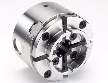 Picture of Record Power SC3 Geared Scroll Chuck Package