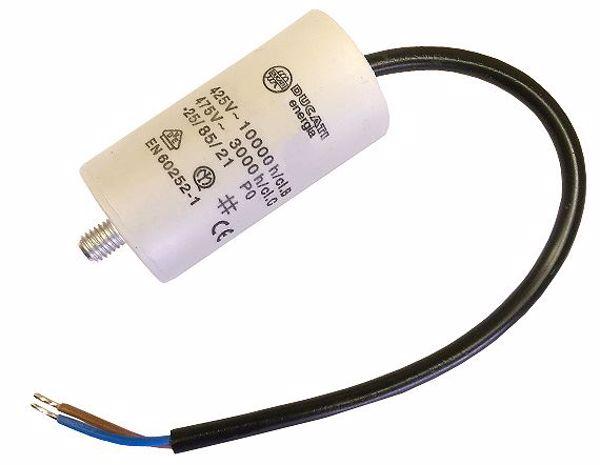 Picture of Motor Starter Capacitor - For Elektra Beckum BAS 315, 316 & 317 Bandsaw