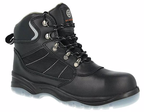 Picture of Premium Leather Waterproof Safety Boot S3 WR SRC