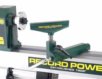 "Picture of Record Power 15001 DML250 Cast Iron 10"" Mini Lathe"