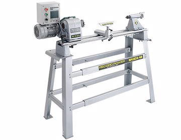 Picture of Record Power CL4-PK/A Professional Electronic Variable Speed Lathe & Stand